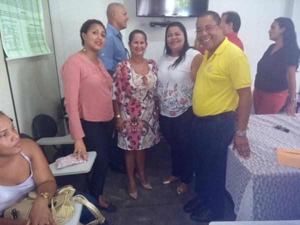 Secretaria de Promoção Social realiza recepção de boas-vindas aos selecionados do REDA.