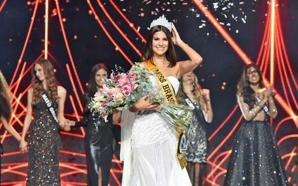 Jornalista mineira é eleita Miss Brasil 2019
