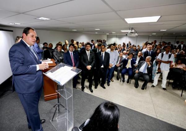 Nelson Leal aposta que Sérgio Brito será um dos melhores secretários do governo Rui Costa