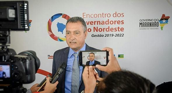 Escolhido presidente do Consórcio do Nordeste, Rui diz que entidade vai gerar economia e melhorar gestão