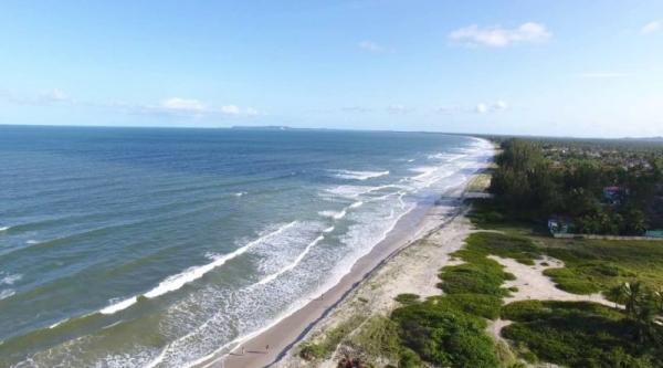 Praia de Guaibim | Garoto de 14 anos desaparece após se afogar.