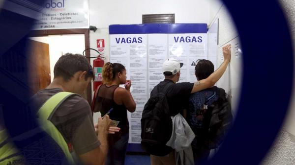 Pesquisa revela que Brasil tem 12,7 milhões de desempregados