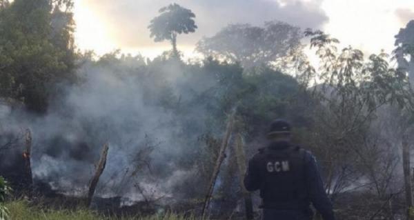 Incêndio | Homem morre carbonizado em Amargosa