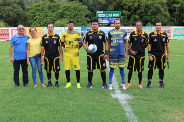 Inter Vale | Seleção de Teolândia vence Gandu por  4×2
