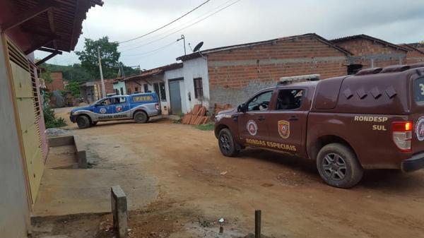 PETO, RONDESP e CIPE CACAUEIRA realizam operação em combate ao tráfico de drogas em Gandu e Teolândia.