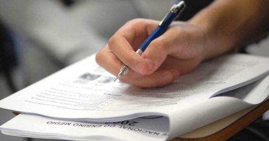 ENEM: pedido de isenção da taxa de inscrição inicia nesta segunda (1)
