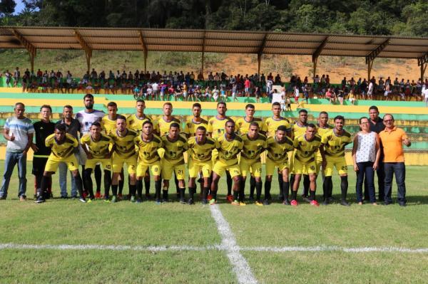 Seleção de Teolândia vence mais uma partida da Copa Inter Vale