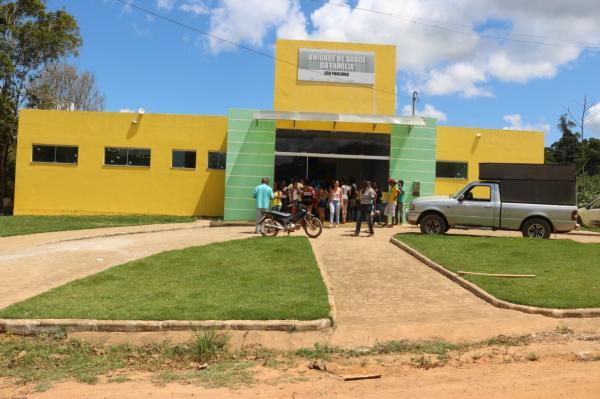Teolândia: Prefeitura inaugura mais um consultório odontológico