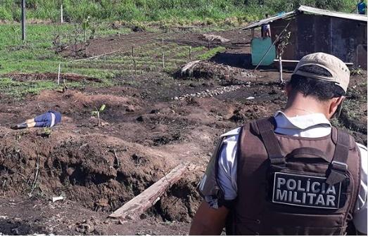 Homem é executado em Buearema