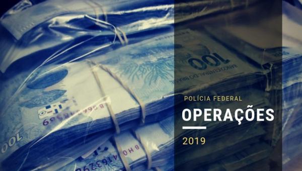 PF apura fraudes em licitações e desvio de verbas em município baiano