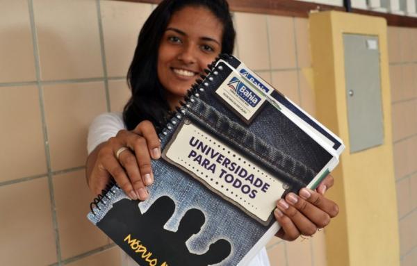 Projeto Universidade Para todos abre inscrição de curso preparatório para vestibular gratuito.