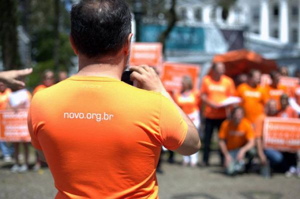 NOVO abre seleção para candidatos a prefeito em 2020