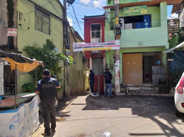 Mais de 90 suspeitos são presos por mortes e estupros no interior e capital