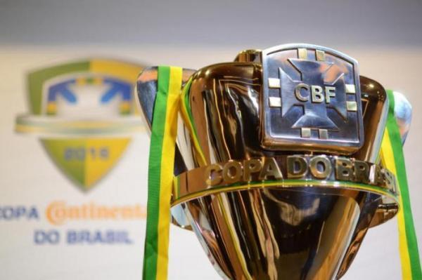 Copa do Brasil: definidos os jogos das oitavas de final.