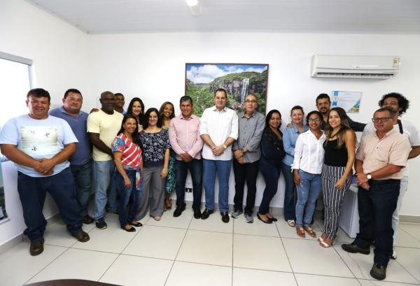 Na Chapada Diamantina, Nelson Leal faz defesa da educação e é contra redução de verbas para a Universidade Federal da Bahia