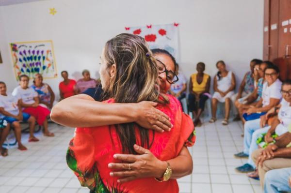 Teolândia: CRAS realiza homenagem do dia das Mães com o Grupo Melhor Viver
