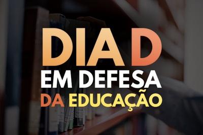 MPF promove Dia D em Defesa da Educação