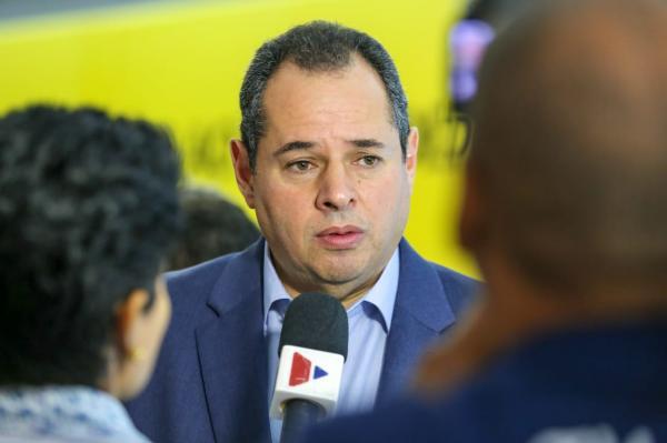 Íntegra do discurso do Presidente Nelson Leal na abertura do encontro de revendedores de combustíveis, em Feira de Santana