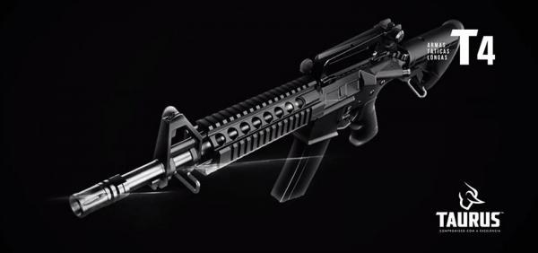 Decreto de Bolsonaro libera compra de fuzil para qualquer cidadão