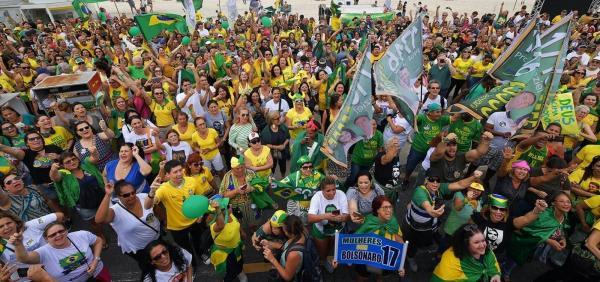 Atos pró-Bolsonaro acontem em 350 cidades mais capital