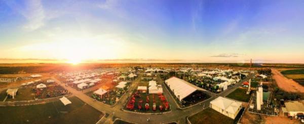 Bahia Farm começa terça com a expectativa de atingir a marca de R$ 2 bilhões em negócios