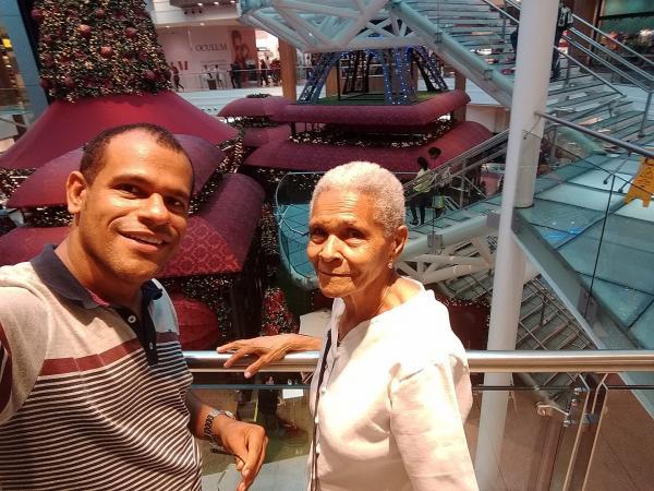 Gandu: Mãe de vereador morre em Salvador.