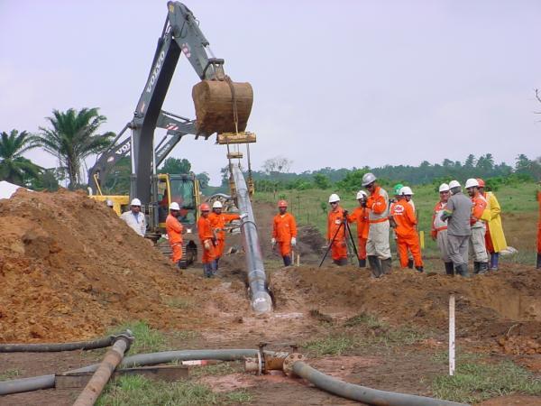 Deputado Federal diz que obra do Gasoduto deve ser iniciada neste primeiro semestre de 2018.
