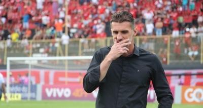 Ba-Vi: Vagner Mancini e suspenso pelo TJDF por cinco jogos