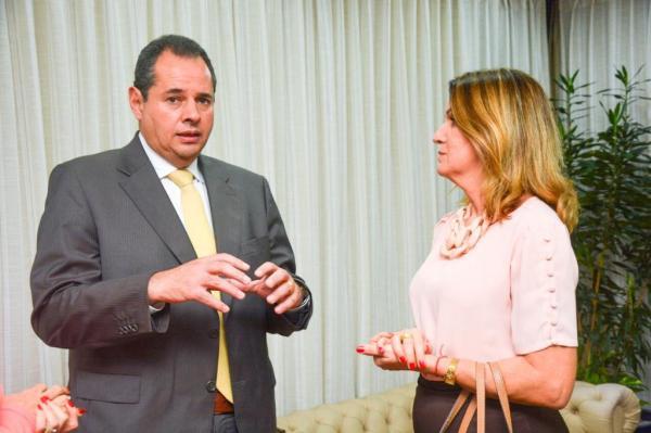 Nelson Leal e Ediene Lousado debatem o combate à violência contra a mulher na Bahia