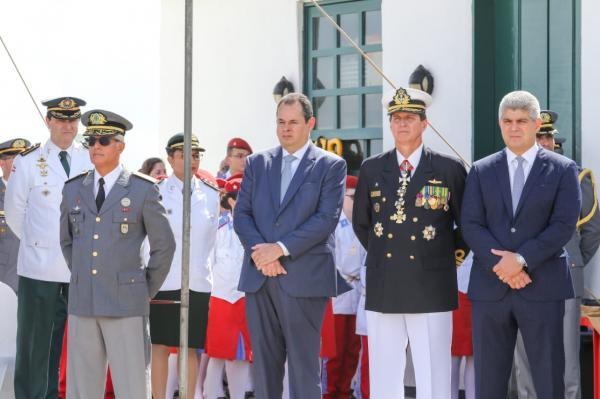 Nelson Leal destaca papel da Marinha do Brasil na defesa da soberania nacional