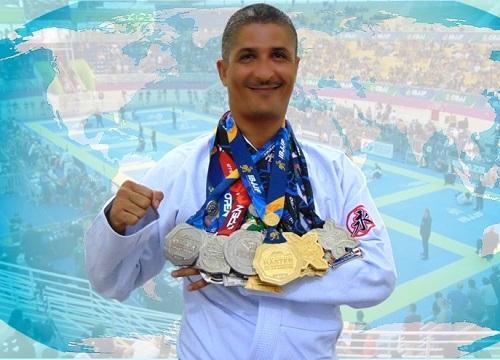 Gandu: Atleta viaja para torneio de Jiu Jitsu no Japão