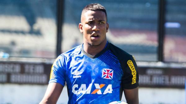 Jogador do Vasco morre em acidente de moto