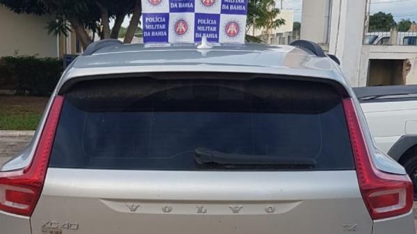 Tenente da PM é preso por receptação de veículo furtado