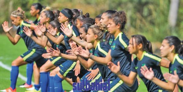 Alba debate valorização do futebol feminino na Bahia
