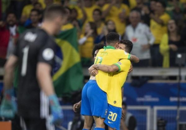 Copa América: Brasil bate a Argentina e está na final