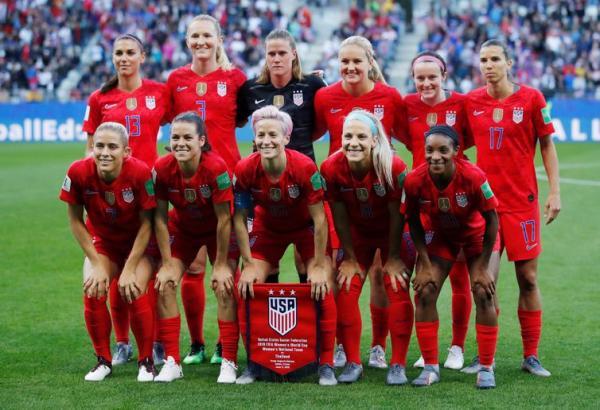 Holanda e Estados Unidos estão na final da Copa do Mundo na França