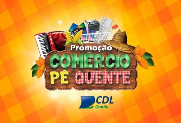 Gandu: CDL realiza 2ª sorteio da campanha Comércio Pé Quente; Confira os ganhadores.
