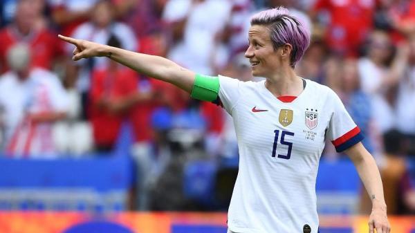Seleção dos Estados Unidos é campeã pela Copa do Mundo