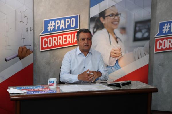 Governador anuncia 461 novas convocações para o Partiu Estágio