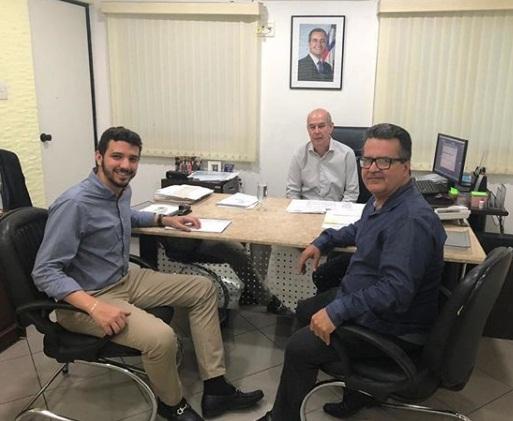 Neto Carleto vai beneficiar o município de Presidente Tancredo Neves