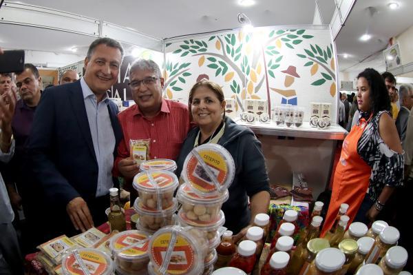 Em Ilhéus, governador participa do Festival Internacional do Chocolate