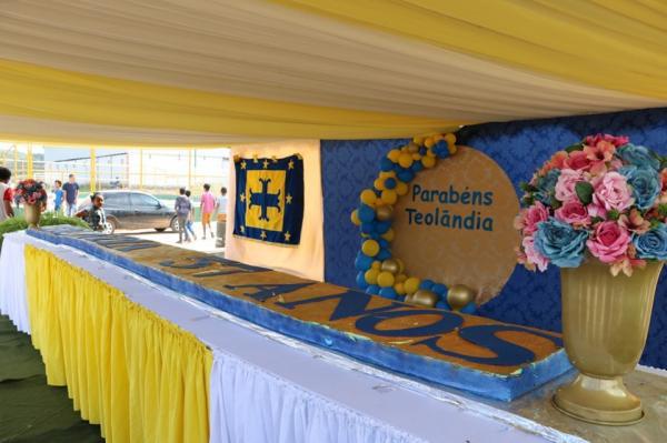 Teolândia: Festividades do Aniversário da Cidade entra para História do Município!