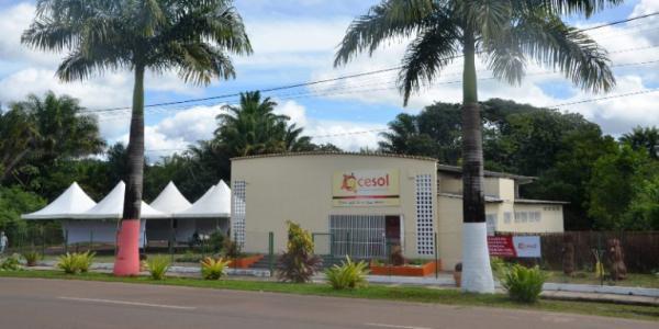 Centro Público de Economia Solidária (CESOL)  é inaugurado em Nilo Paçanha