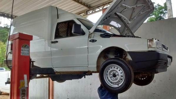 Veículo roubado nesta madrugada 16/03 em Gandu