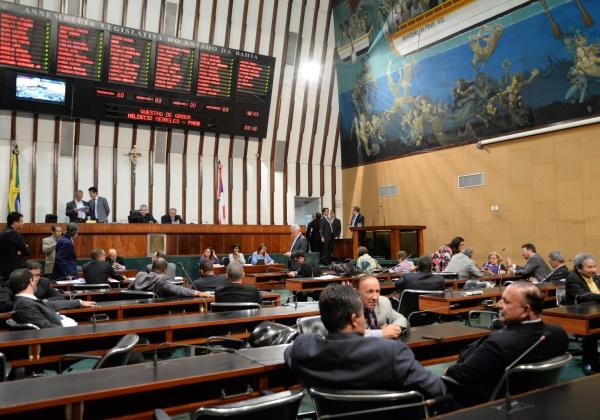 AL-BA aprova reestruturação em universidades estaduais e no Ministério Público
