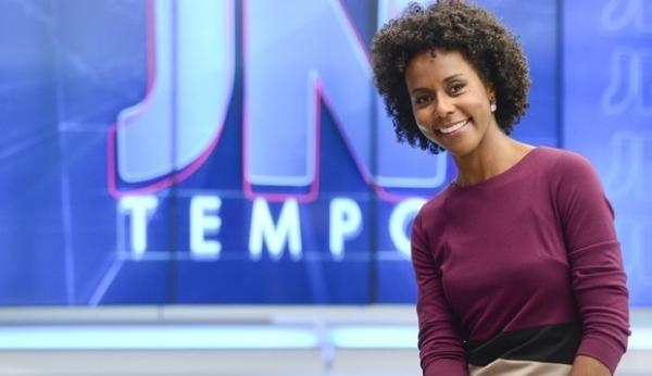 Maju Coutinho é a nova apresentadora do 'Jornal Hoje'