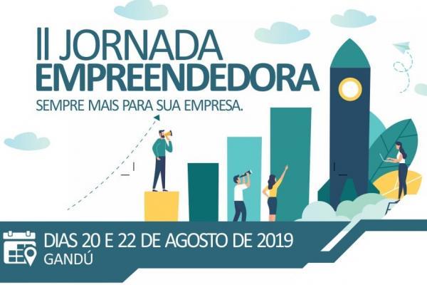 Gandu: CDL vai promover palestra a 'II Jornada Empreendedora.'