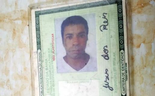 Homem morre eletrocutado em fio de alta tensão da caixa d'água em Ibirataia