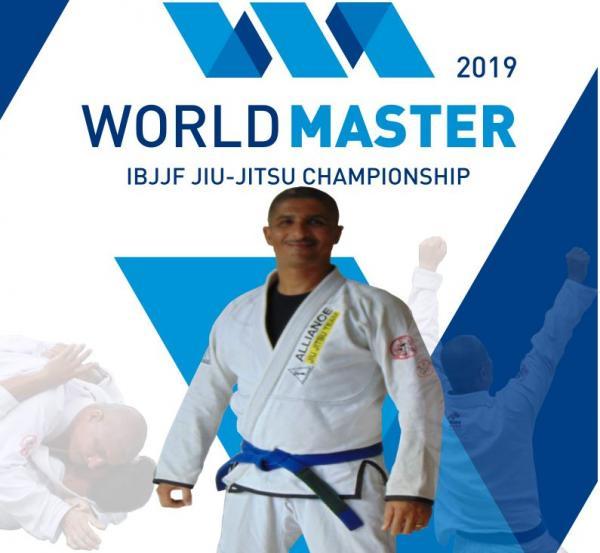 De Gandu para Las Vegas: Atleta vai disputar o mundial de jiu-jitsu.