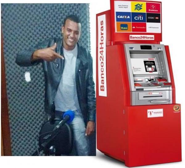 Vereador Irmão Beto solicita a instalação de um caixa eletrônico do Banco24Horas em Piraí do Norte